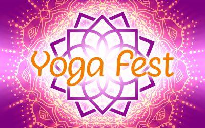 Ilyen volt a Yoga Fest!