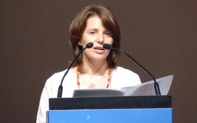 Az MJSZ elnöke a Nemzetközi Jóganap kezdeményezőinél, Portugáliában
