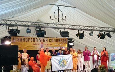 Európai Jógakongresszus – Beszámoló az MJSZ magyar küldöttségétől